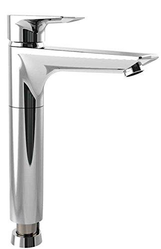 Hein rich SCHULTE Alpha controfinestra rubinetto/acciaio inox/un'ampia l'erogatore/siligranito (Z069