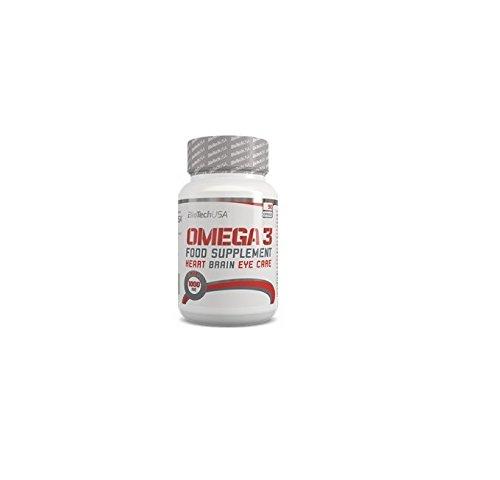 Biotech USA 19024010000, Omega 3 Vitaminas y Minerales, 63 gr