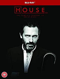 House - The Complete Collection [Blu-ray] [2004] [Region Free] (B008M7OGWQ) | Amazon price tracker / tracking, Amazon price history charts, Amazon price watches, Amazon price drop alerts