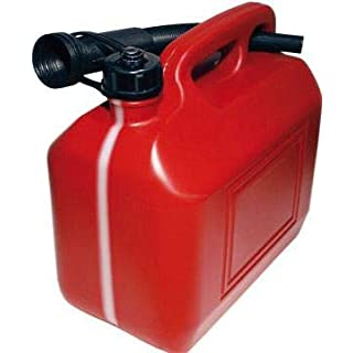 Plastimo Petrol Can 10 L with Tube 30 x 24 x 25