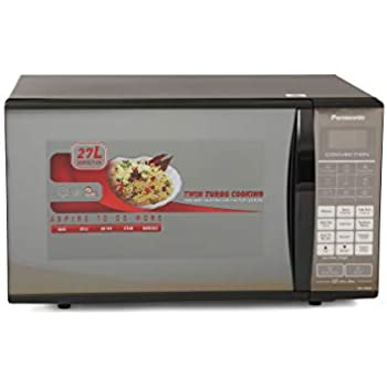 Panasonic 27l Convection Microwave Oven Nn Ct64hbfdg