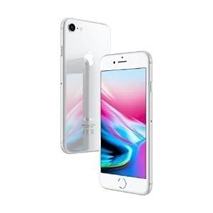 Apple iPhone 8 256 GB UK SIM-Free Smartphone - Silver