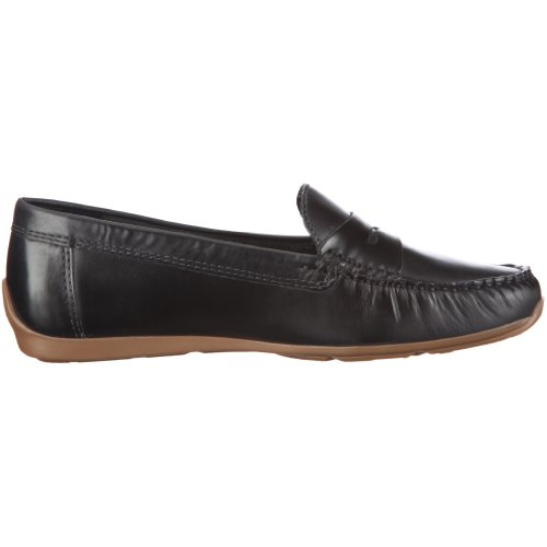 Smooth Side 20343840 Hill Clarks Black Mocassini donna Nero zq0vwf