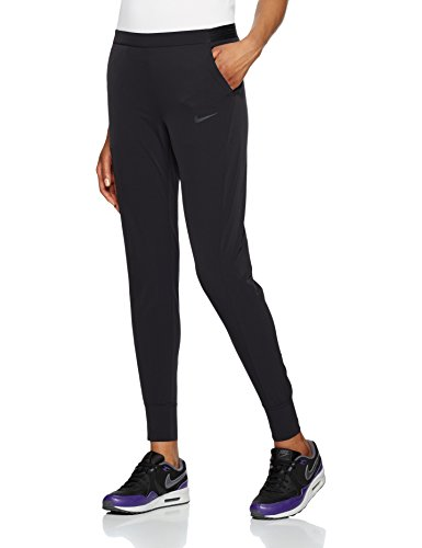 Nike Damen Flex Skinny Trainingshose, Black, XL (Nike Trainingshose Damen Xl)