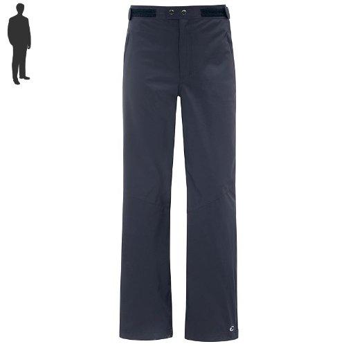 Duca del Cosma-Pantaloni impermeabili da uomo Marine 32inch Lunghezza Belluno Rain Pant - Marine L