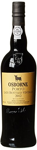 Osborne Late Bottled Vintage LBV 2011/2012 Portwein, 1er Pack (1 x 750 ml)