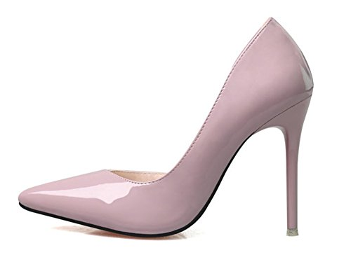 Violett Damen Elegante Bombas Wealsex Saltos Altos Estilete qcx8Yp
