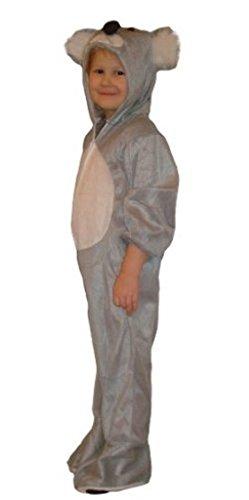 Bär Baby Koala Kleiner Kostüm - PUS Koala- Kostüm-e Kind-er J42 Gr. 116-122, Kat. 2, Achtung: B-Ware Artikel. Bitte Artikelmerkmale lesen! Tier-e Mädchen Junge-n Kleinkind-er Faschings- Karnevals- Fasnachts- Geburtstags- Geschenk-e