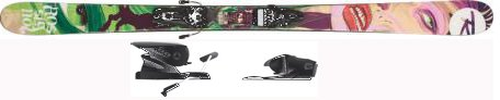 Kinder Freestyle Ski Rossignol S4 Pro Jib 138 youth 10/11 -