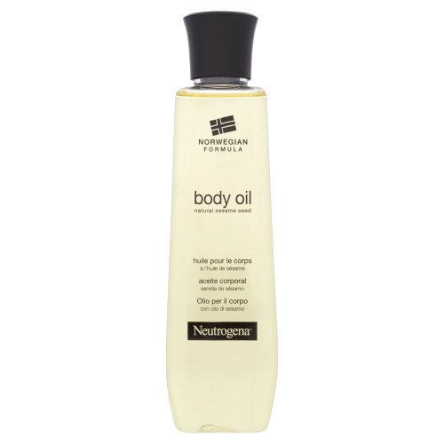 Neutrogena Body Oil (Neutrogena Body Oil 250ml)