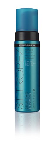 St.Tropez Self Tan Express Bronzing Mousse, 200ml -