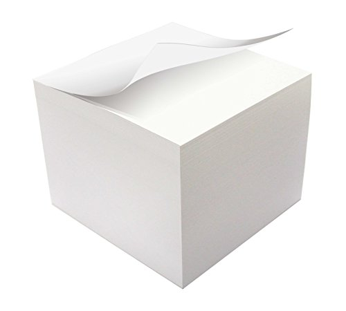 Sticky note memo Cube 75 x 75 x 75 mm, 750 fogli