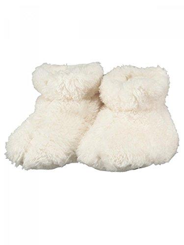 Barts-Chaussures Fourrure Polaire Blanc Ivoire bébé garçon du 3 au 18 Mois