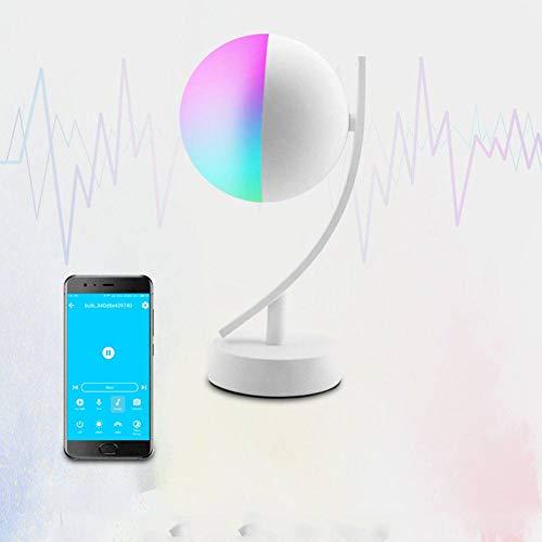 AIYA Das Schlafzimmer im WiFi - intelligente Lampe luchs Elfen spracheingabe intelligenten Lampe Led - mond