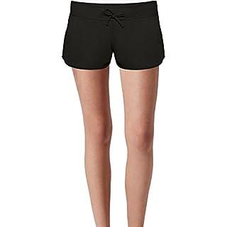 Illuminati Hipster Triangle Damen Sommer Sweat Shorts Summer Sweat Shorts For Women & Ladies | 80% Cotton-20%Polyester| DTG Printing| Unique & Custom Medium