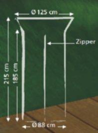 beo 980685 Hülle deLuxe für Wärmestrahler, Terracenstrahler heater - 3