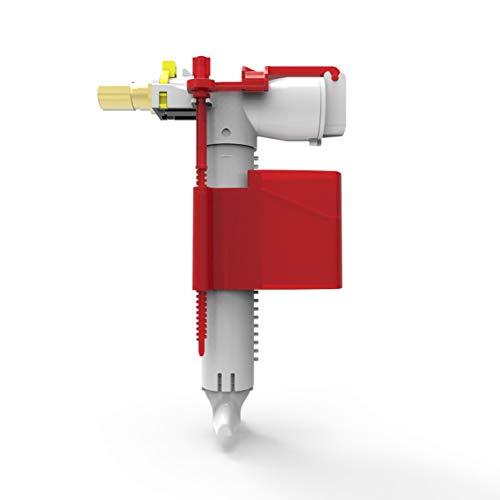 Sanit Universal Füllventil 510 multiflow (kompakt, Füllleistung 3,6 l/min, Anschlussstutzen Messing) 25.001.00..0000