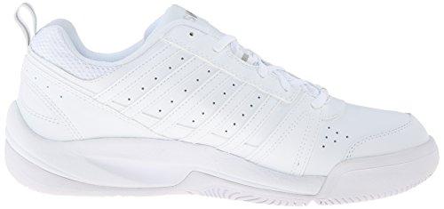 K-Swiss Performance KS TFW VENDY II-Herren Tennisschuhe White/Silver