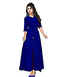 13d071ba54b6 Jay Ambe Fashions BEST Designer rayon kurtis for womens - LATEST gown style  kurti for ladies