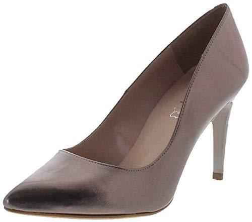 Giulia Damen Pumps Metal Bronce Damen High Heels Bronze 40 EU - Bronze Pumps Heels