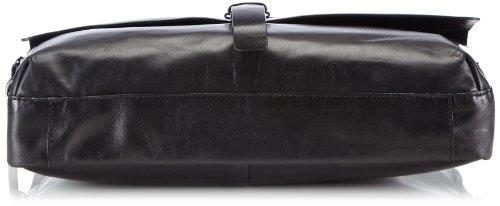 Strellson Scott NotebookBag 4010001291 Herren Henkeltaschen 37x27x6 cm (B x H x T) Schwarz (black 900)