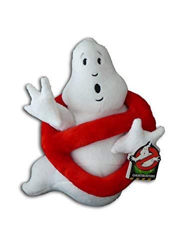 Logo Fantasma 30cm Muñeco Peluche Logo Pelicula Ghostbusters 3 Cazafantasmas No Hay Entrada Señal Rojo Mascota Serie Animacion Original