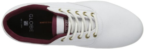 Globe Lyte, Sneaker Unisexe-adulte Blanc (weiß (blanc 11001))