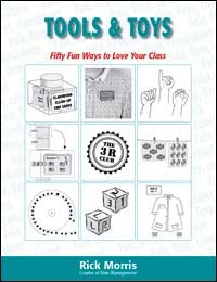 Tools & Toys (Fifty Fun Ways to Love Your Class)