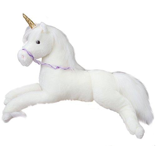 Cuddle Toys 343 Abracadabra UNICORN Einhorn weiß Kuscheltier Plüschtier Stofftier Plüsch Spielzeug