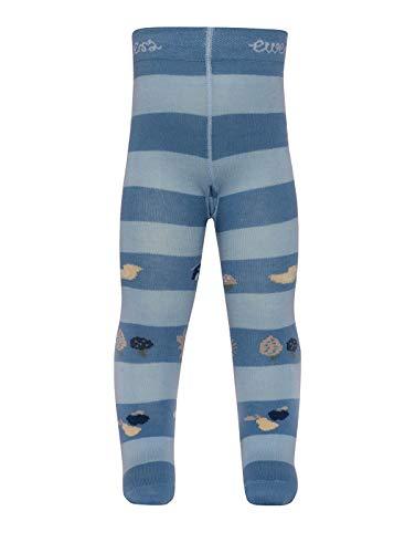 Ewers Ewers Baby- und Kinderstrumpfhose für Mädchen und Jungen Herbstzauber, Made in Europe, Strumpfhose Baumwolle