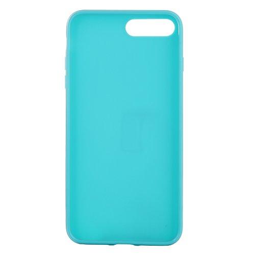 Hülle für iPhone 7 plus , Schutzhülle Für iPhone 7 Plus Solid Color Glatte Oberfläche TPU Fall ,hülle für iPhone 7 plus , case for iphone 7 plus ( SKU : IP7P7502W ) IP7P7502Q