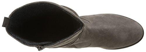 Gabor Comfort Sport, Bottes Classiques Femme Gris (Elephant S.N/Mel)