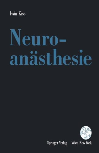 Neuroanästhesie (German Edition)