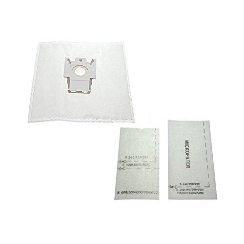 5 x Aspirapolvere Sacchetti per Vax SORRENTO HOOVER Sacchetto