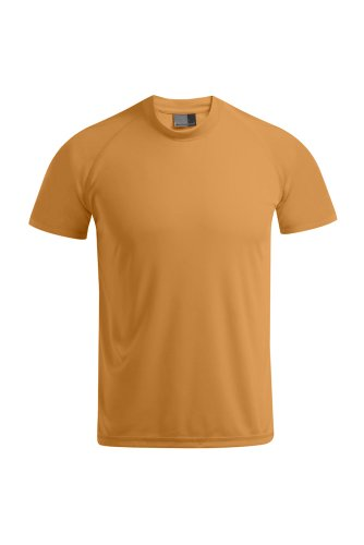 Sport T-Shirt Herren Neon Orange