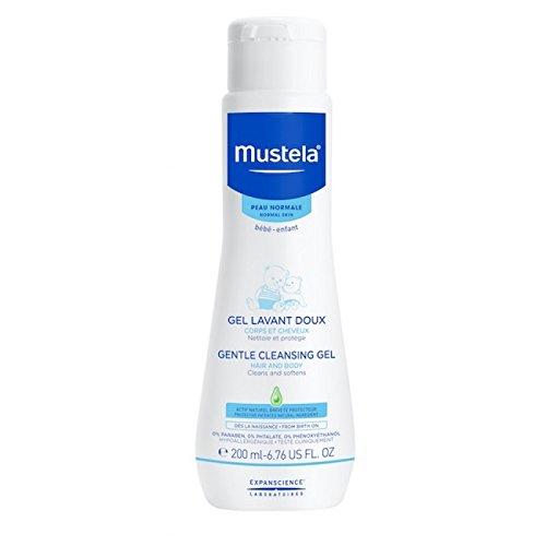 MUSTELA Gentle cleansing gel - hair & body