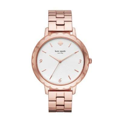 Kate Spade New York Morningside Montre à Quartz Or Rose