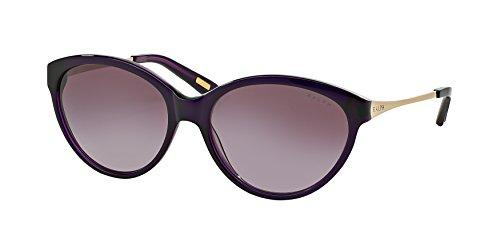 Ralph Lauren RA5154, Occhiali da Sole Donna, Violett (Purple 544/8h), Taglia Unica