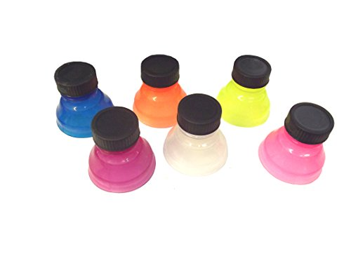 Gadget für Unterwegs: Flaschenadapter, verwandelt jede Dose in eine Trinkflasche