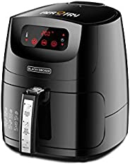 Black+Decker 5L/1.2kg/1500W Xl Air Fryer Aerofry, AF600-B5, Black, 2 Years Manufacturer's Warr