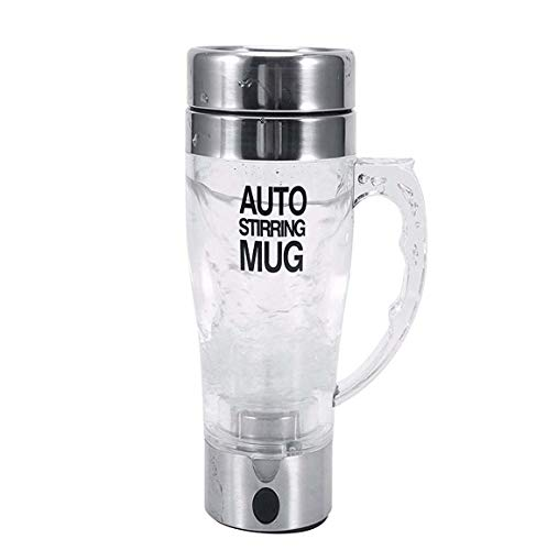 Mengshen Self Stirring Mug/Cafe Tazas - Multipurpose Shaker Mixer Auto Stir CoffeeTea...
