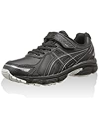 Asics Zapatillas Gel-Resolution 5 GS Negro/Blanco/Rojo EU 32.5