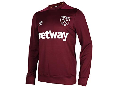 Umbro West Ham United WUFC - Sudadera diseño Premier
