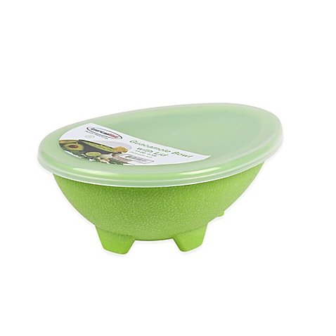 2-Piece Small Guacamole Bowl with Lid