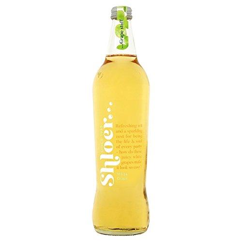 Trauben-drink (Shloer Weiße Traube Sekt Juice Drink 750ml Pack (750 ml))