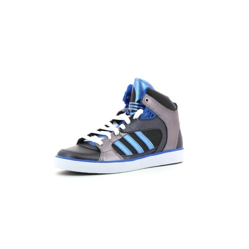 adidas Originals Amberlight W, Baskets mode femme Gris/Bleu ciel