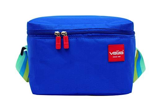 Valira Playa - Bolsa térmica 8 L, color azul