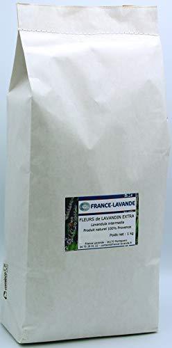 Fleur de Lavande lavandin odorant 1000 g