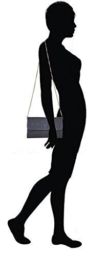 Lae In, Poschette giorno donna M Bleu type jean