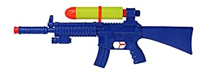 Atosa 13336-Pistola de Agua, 55x 19cm, Color Azul